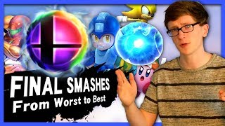 Download Ranking the Final Smashes - Scott The Woz Video