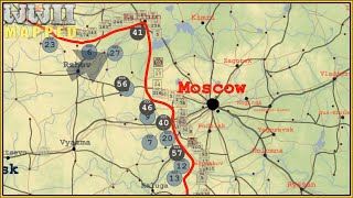 Download Eastern Front of WWII animated: 1941 Video