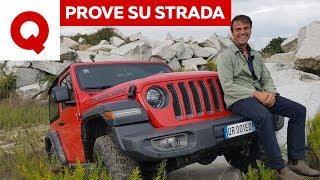 Download Nuova Jeep Wrangler JL: ecco perché è impossibile non desiderarla. Video