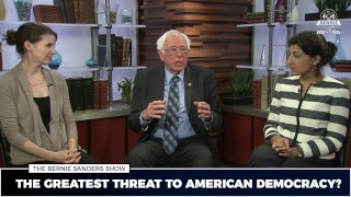 Download The Bernie Sanders Show: The Greatest Threat to Our Democracy? Video