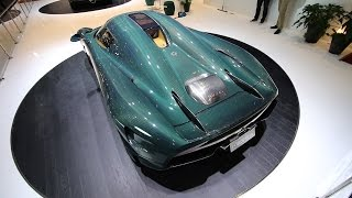 Download World's first customer Koenigsegg Regera ft. Green Carbon Video
