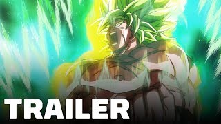 Download Dragon Ball Super: Broly Trailer #3 - (English Sub) Video