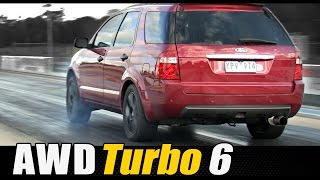Download Ford AWD turbo Territory Video