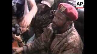 Download US ambs'dor and Nigerian troops chief meet rebel leaders across bridge Video
