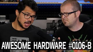 Download Awesome Hardware #0106-B: AMD Threadripper & Epyc, Vega Frontier Edition, NVIDIA GT 1030 Video