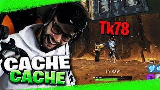 Download J'AI RENDU FOU TK SUR CE CACHE CACHE A SALTY !!! Video