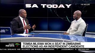 Download Zimbabwe post elections: Temba Mliswa Video