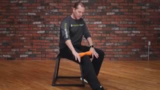 Download STK Contour Flexible Massage Stick: Myofascial Release for Tight Quads Video