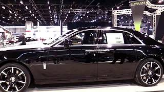 Download 2018 Rolls Royce Ghost Bomb Special First Impression Lookaround Review Video