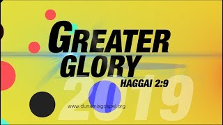 Download JANUARY 2019 GREATER GLORY (DAY 12) Video