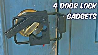 Download 4 Door Lock Gadgets put to the Test Video