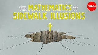 Download The mathematics of sidewalk illusions - Fumiko Futamura Video