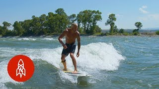 Download River Gods: Welcome to the Wild West of Surfing Video