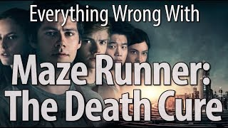 Download Everything Wrong With Maze Runner: The Death Cure Video