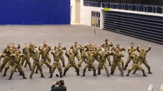 Download LSV finish their course with a Maori Haka - Wait till you see the response from audience!! Video