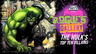 Download 10 Best Hulk Villains - Rogues' Gallery Video