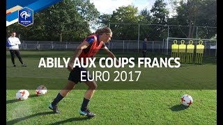 Download Camille Abily, coups francs et franc parler Video