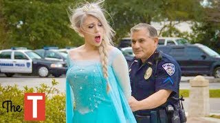 Download 10 STRANGE Requirements To Work As A Disney Princess Video