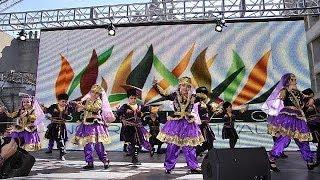 Download Azerbaijan celebrates 'Nowruz' festival Video