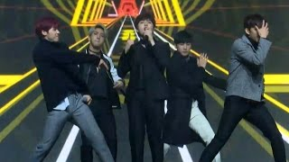 Download B1A4 'Good Timing' Stage Showcase (비원에이포, 진영, 신우, 산들, 바로, 공찬) [통통영상] Video