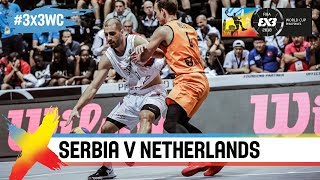 Download Serbia v Netherlands | Full Game | Final | FIBA 3x3 World Cup 2018 Video