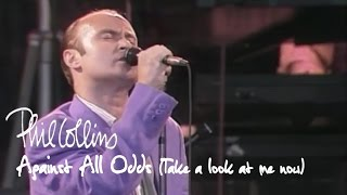 Download Phil Collins - Against All Odds (Take A Look At Me Now) Video
