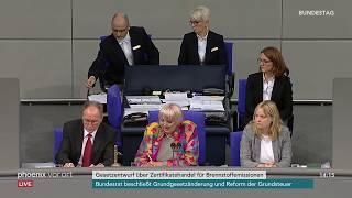 Download Bundestagsdebatte zum Emissionshandel am 08.11.19 Video