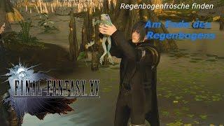 Download Final Fantasy XV - Am Ende des Regenbogens - Regenbogenfrösche finden Video