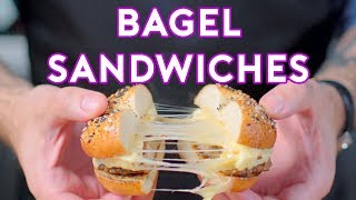Download Binging with Babish: Bagel Sandwiches from Steven Universe Video