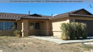 Download Priced at $53,000 - 21237 83rd ST, California City, CA 93505 Video
