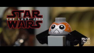 Download Star Wars: The Last Jedi IN LEGO! Official trailer re-creation Video