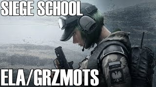 How To Operation Blood Orchid - Siege School (Rainbow Six