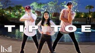 Download TIP TOE - Jason Derulo Dance ft Ranz & Niana   Matt Steffanina Choreography Video