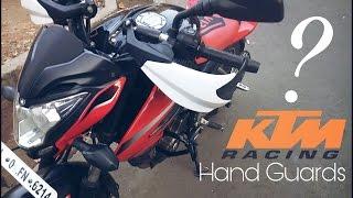 Download INSTALLING KTM HANDGUARDS ON ANY PULSAR | 2017 Video