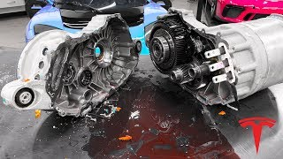 Download What's inside a Tesla Engine? Video