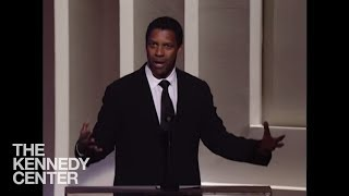 Download Denzel Washington (Morgan Freeman Tribute) - 2008 Kennedy Center Honors Video