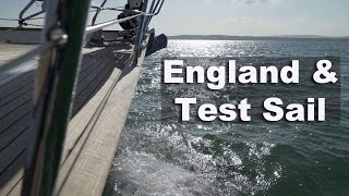 Download England & Discovery 55 Test Sail Video