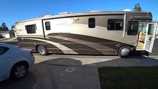 Download Picking up our new/used motorhome. Video