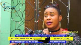 Download Eveline KAMO LOPEZ maman lopango abimisi ba verite ya ba filles tele na ba chef na bango Video