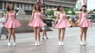 Download Girl's day台灣首場演唱會宣傳快閃活動 T:ime Video