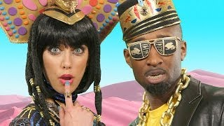 Download Katy Perry - Dark Horse PARODY Key of Awesome #85 Video
