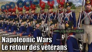 Download Napoleonic Wars - Les vétérans du 14e reviennent pour UNE linebattle ! Video