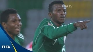 Download Spectacular Nigerians bang in five goals Video