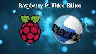 Download Raspberry Pi Open Shot (Video Editor) Video