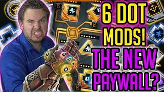 Download 6 DOT Mods Are Here! The Biggest Paywall? Mod-Pocalypse? | Star Wars: Galaxy of Heroes Video