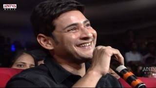 Download DSP Funny Questions To Mahesh Babu @ Srimanthudu Audio Launch Video