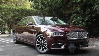 Download 2017 Lincoln Continental - First Look Video