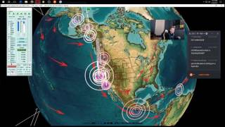 Download 2/20/2017 - Nightly Earthquake Update + Forecast - California hit , New West Pacific WARNING Video