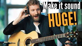 Download Record Guitar Like A PRO (& revealing my BIG secret!) Video
