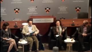 Download October 14 2016 Inaugural Symposium panel1 Video